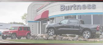 burtness chrysler dodge jeep ram new and used chrysler dodge jeep ram dealer in whitewater wi