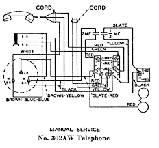 western electric products telephones older models than the 500 302aw