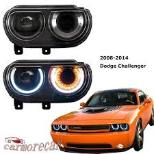 Challenger Sequential Lights Ad Ebay Head Lamps Projector Drl Sequential Headlights