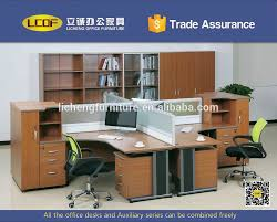 cheap office cubicles. Office Desk Cubicle For 4 Person Partition L Shape Workstation Cheap Cubicles