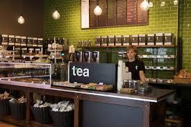 What a cute tea shop!