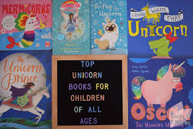 top unicorn books for children of all ages