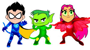 Small Picture PJ Masks Teen Titans Go Coloring Pages for Kids YouTube