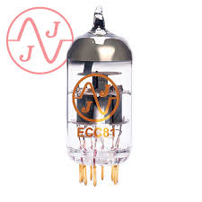 ECC81 / <b>12AT7</b> GOLD - <b>JJ Electronic</b> | Pedal-Parts.com