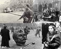 Tribuna Rosina - 23 DE OCTUBRE DE 1956: INICIA LA REVOLUCIÓN HÚNGARA El 23  de octubre de 1956, en Budapest, Hungría; comienza la revolución húngara  cuando un grupo de estudiantes, intelectuales y