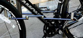 new bike security folding altor titanium lock
