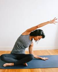 5 yoga poses to practice first thing in