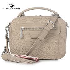 David Jones Designer Bags Sale Us 30 49 39 Off David Jones Women Messenger Bags Pu Leather Female Crossbody Bags Small Lady Serpentine Handbag Girl Shoulder Bag Drop Shipping In