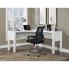 white l shaped desk. Brilliant White Ameriwood Home Princeton LShaped Desk White In L Shaped Desk O