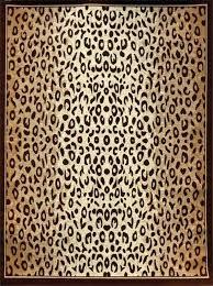 leopard print area rug entertaining cheetah and zebra rugs 8x10
