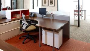 office table with storage. upstart table with series 2 storage and generation by knoll task chair office