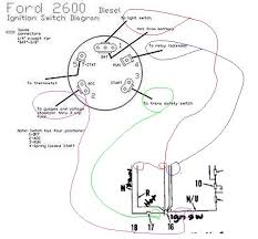 wiring diagram for universal ignition switch ireleast info tractor ignition switch wiring diagram tractor wiring diagrams wiring diagram