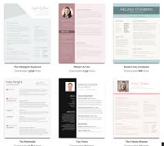 Resume Template Microsoft Word Free Over 100 free resume templates for Microsoft Word Komando 96