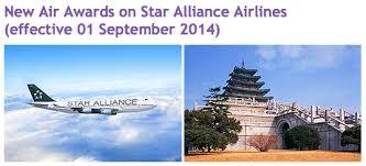 Thai Airways Royal Orchid Plus Award Chart Devaluation One