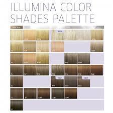 Illumina Hair Color Chart Wella Professionals Illumina Color 7 81 Duda Batista Duda