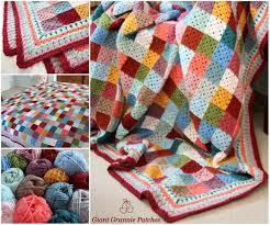 attic 24 blankets. view in gallery giant granny patches wonderfuldiy wonderful diy crochet pretty hexagon blanket with free pattern attic 24 blankets