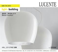 lucente lighting. Lucente, Light + Building, From 30 March To 4 April. Lucente Lighting