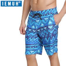 IEMUH Beach Shorts Summer New Casual Shorts Men Shorts ...
