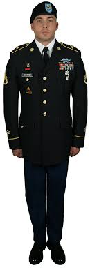 Army class a uniform regulation