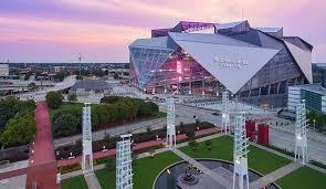 Mercedes Benz Stadium Official Home Of Atlanta Falcons