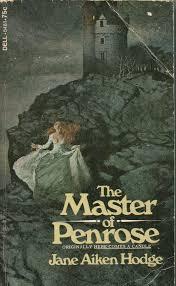 Goth Light Novel The Master Of Penrose By Jane Aiken Hodge Gothic Romance