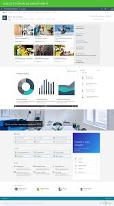 Intranet Design Principles How To Build An Engaging Employee Portal Explained With