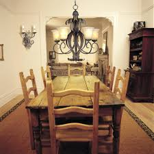 Chandelier Over Dining Room Table Proper Height Of Chandelier Above Dining Table Vidrian How To