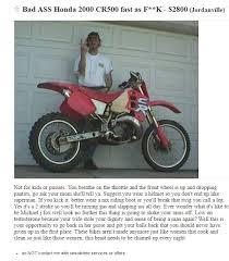 funny motorcycle for sale ads triumph forum triumph rat