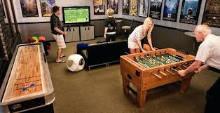 office game room. Home Game Room Ideas Pub Gaming Office