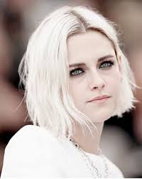 kristen stewart cannes 2016 short hair makeup