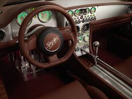 best sport car interiors
