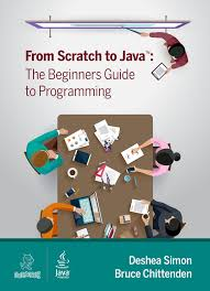 trubook from scratch to java by deshea simon and bruce chittenden  picture
