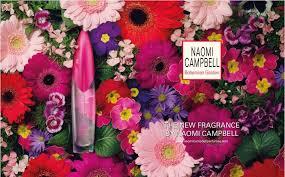 <b>Naomi Campbell Bohemian Garden</b>
