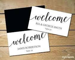 Black Place Cards Place Card Template Eggplant Scroll Name Cards
