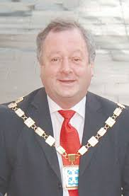 The jury in the John Walker fraud case heard yesterday the supposedly disabled former mayor was spotted bounding up stairs 'like a gazelle'. - john-walker(1)