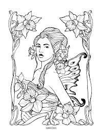 Coloring Books Fairy 17