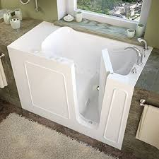 we ve been able to customize wheelchair accessible tubs making them easy to access durable and able to fit into standard existing bathtub openings