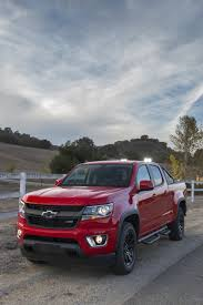 Chevrolet Duramax Diesel Lifts 2016 Chevy Colorado Pickup to ...