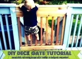 deck gates for dogs retractable deck gate outdoor porch dog gates back top of stairs but deck gates