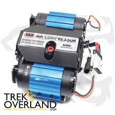 on board air compressor. arb maximum performance on board air compressor - ckmta12 da4985 \u2013 trek overland ltd i