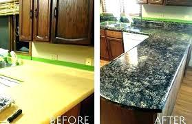 painting formica countertops refinish laminate countertops to look like granite painting over laminate countertops to look