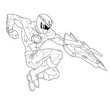 Power Rangers Dino Coloring Pages Ranger For On Review Power Rangers