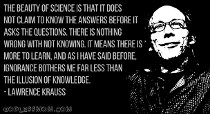 Beauty Of Science Quotes Best of Lawrence Krauss The Beauty Of Science Godless Mom