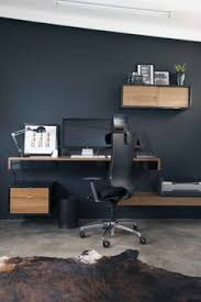 small mens office decor. Love Wood With Black. Small Mens Office Decor E