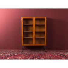 vintage bookcase in walnut by søborg