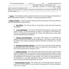 Business Manager Contract Template Sales Contract Form Agreement