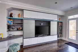 Living Room Built In Media Cabinet Built In Tv Cabinet Custom