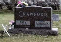 Lawrence Wesley Crawford (1910-2004) - Find A Grave Memorial
