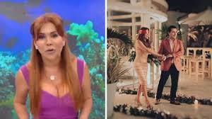 Magaly Medina protagoniza el videoclip de su esposo Alfredo Zambrano y Daniela  Darcourt