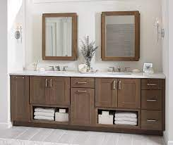 Shaker Style Bathroom Cabinets Diamond Cabinetry